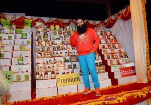 msg products k sath brand ambesdor guruji