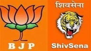 बीएमसी चुनावों में शिवसेना ने 39 सीटों पर ली बढ़त, भाजपा 25 सीटों पर आगे
