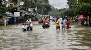 गुलाबी नगरी में बारिश से जन जीवन प्रभावित