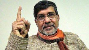 नोबेल पुरस्कार विजेता कैलाश सत्यार्थी का प्रशस्ति पत्र जंगल से बरामद हुआ