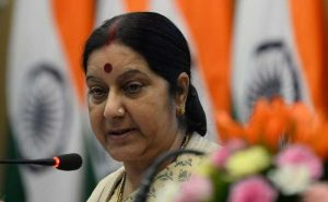 सुषमा स्वराज ने भारतीय उच्चायोग से पाकिस्तानी बच्ची का मेडिकल वीजा मंजूर करने कहा