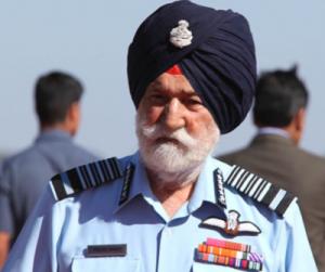 मार्शल अर्जन सिंह की अंतिम यात्रा शुरू