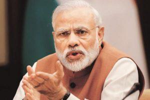 भ्रष्टाचार के खिलाफ मेरी लडाई में किसी तरह का कोई समझौता नहीं : मोदी