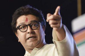 राज ठाकरे ने कार्टून के माध्यम से साधा मोदी पर निशाना
