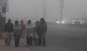 उत्तर प्रदेश में लखीमपुर खीरी रहा सबसे ठंडा