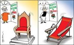 modi and advani